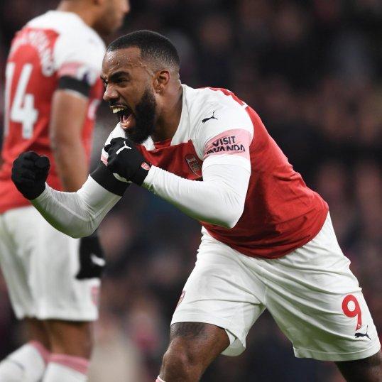 Arsenal vs Fulham 4-1 Highlights
