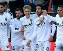 Video: Valencia vs Huesca