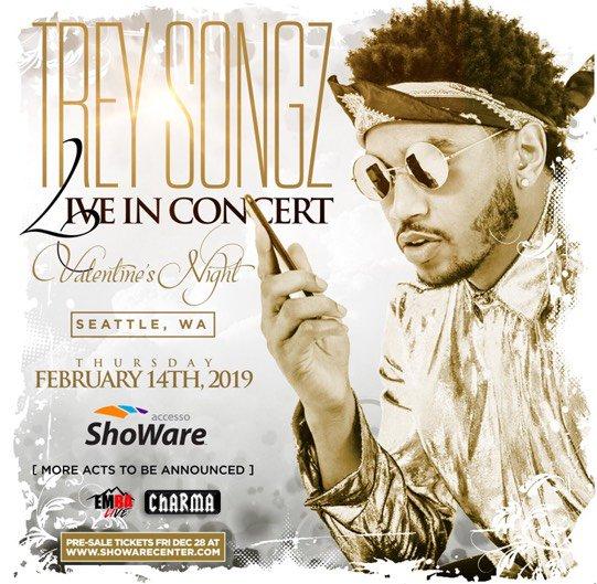 Trey Songz Live In Concert