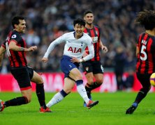 Video: Tottenham Hotspur vs AFC Bournemouth