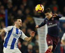 Video: Brighton & Hove Albion vs Arsenal