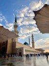 Rezzadude On Twitter Gambar Dekat Masjid An Nabawi Guna Iphone