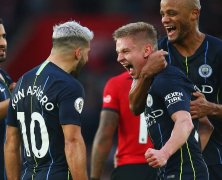 Video: Southampton vs Manchester City