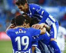 Video: Deportivo Alaves vs Valencia