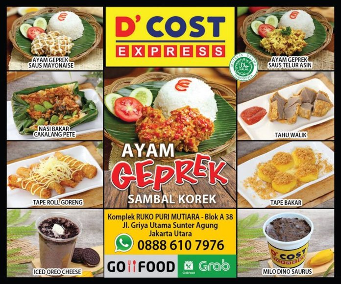 Doremindo Agency Do A On Twitter D Cost Express Ruko Puri Mutiara Blok A No 38 Wa 0888 610 7976 D Cost Seafood Find Us In Go Food Indonesia Grabfood Dcost Seafood Gofood Https T Co Gii0ykynnw