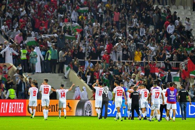 كأس آسيا 2019 : فلسطين تفرض التعادل السلبي على سوريا 26