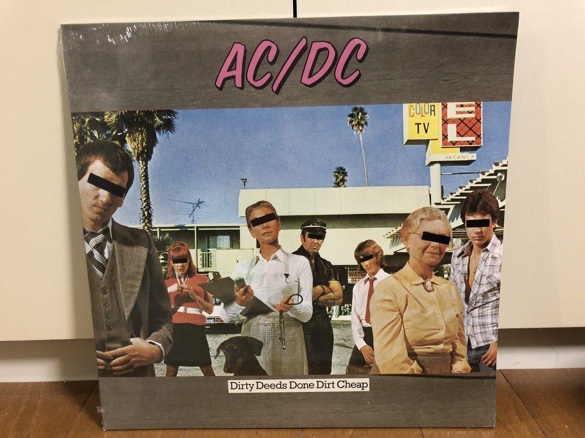test ツイッターメディア - Dirty Deeds Done Dirt Cheap 1月6日 マルコムヤングの誕生日 1976年リリースのAC/DCの3rdアルバム タイトルトラックはAC/DCの代表曲のひとつ アンガスヤングが子供の頃に見ていた漫画Beany and CecilのキャラクターDishonest Johnの名刺に書かれている言葉が元になっている https://t.co/R0cYUIoRim https://t.co/YsLRkfEoBI