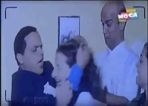 محمد هنيدي حسبي الله ونعم الوكيل فيك يا فخري