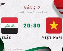 Xem lại: Iraq vs Việt Nam