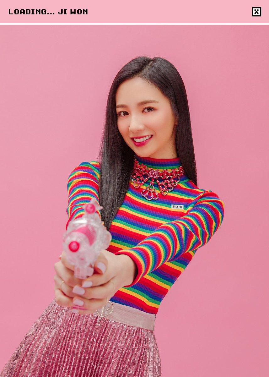 Image result for jiwon cherry Bullet site:twitter.com