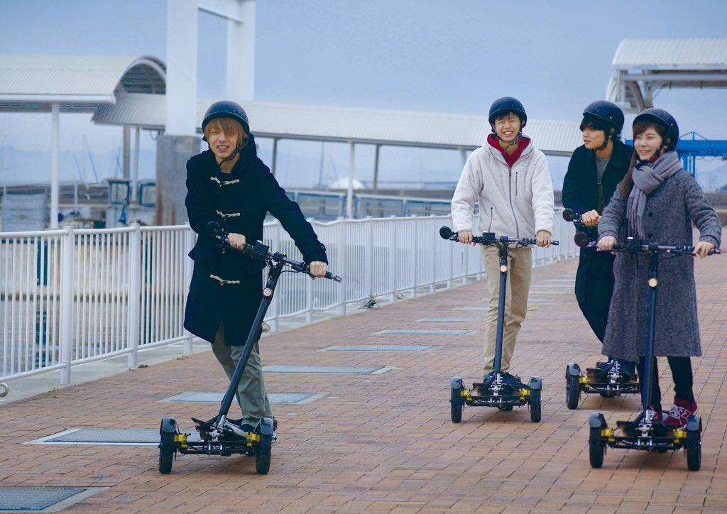 test ツイッターメディア - 公道走行可能な電動キックスケーター「SUNAMERI」の購入型クラウドファンディングでの発表へ向けて準備を進めています。 フルカーボンの軽量フレームと、日本の道交法に合わせて設計開発した全く新しいモビリティです。 ご期待ください! https://t.co/eLeP7f8yXz