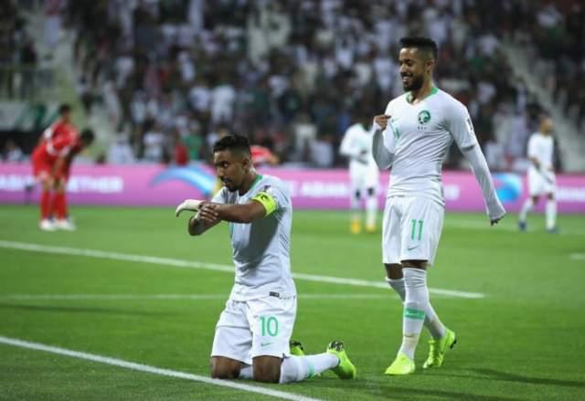 كأس آسيا 2019 : المنتخب السعودي يسحق كوريا الشمالية برباعية 25