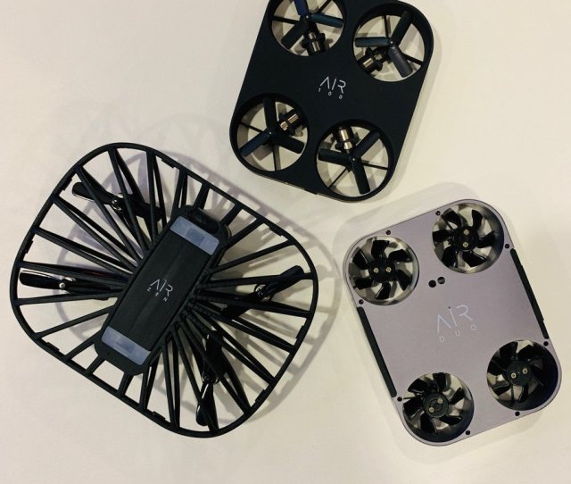 Here Are Our Three All New Aerial Cameras Live From Ces Airselfiecamera Airselfie Picoftheday Ces Ces2019pic Twitter Com M1km8t52uv