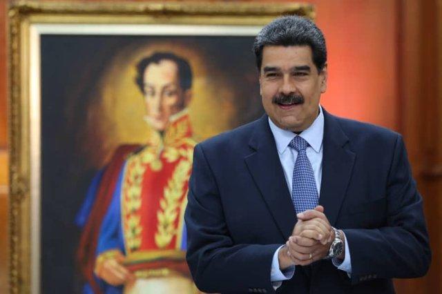 Cinco jefes de Estado acuden a la controvertida jura de Maduro en Venezuela