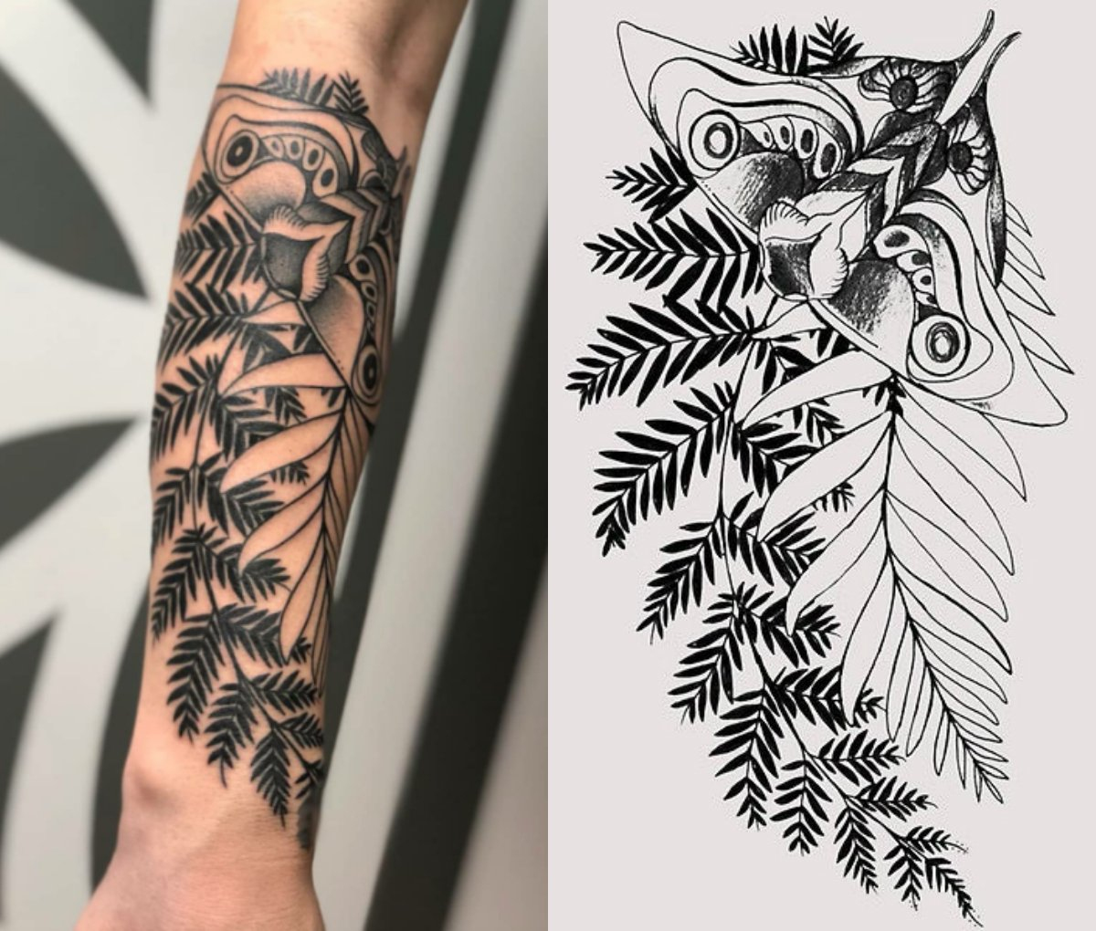 Ellie's tattoo, The Last of Us part 2 Tatuagens legais