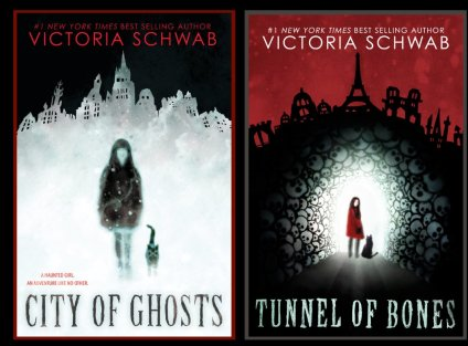 """Victoria/V.E. Schwab on Twitter: """"Introducing...book 2 in the Cassidy Blake  series, TUNNEL OF BONES! On shelves September 3rd!!!!… """""""