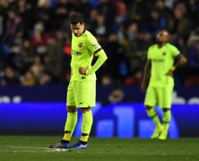 Video: Levante vs Barcelona