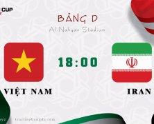 Xem lại: Việt Nam vs Iran