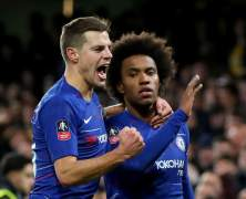 Video: Chelsea vs Sheffield Wednesday
