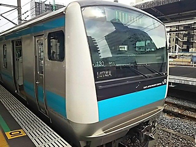 test ツイッターメディア - @erga_2tglv290q2 はい😆京浜東北線(JK)は大好き😆💕です🙌 https://t.co/57RSxIXGWQ