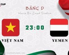 Xem lại: Việt Nam vs Yemen
