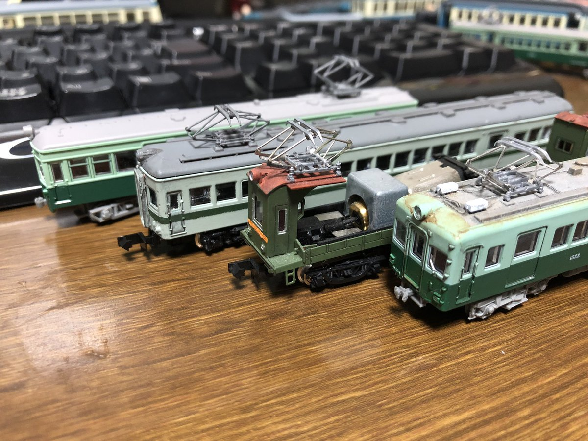 test ツイッターメディア - 南海電車の緑って、実車はかなり明るいんだよね。京阪みたいな明るさじゃないけど。でも、写真で見るとフィルムのせいか光線の具合かみんな色がバラバラ。さぁ、みんなの記憶の中の南海旧塗装の色具合はどれだ? https://t.co/GmlAR1lLgK