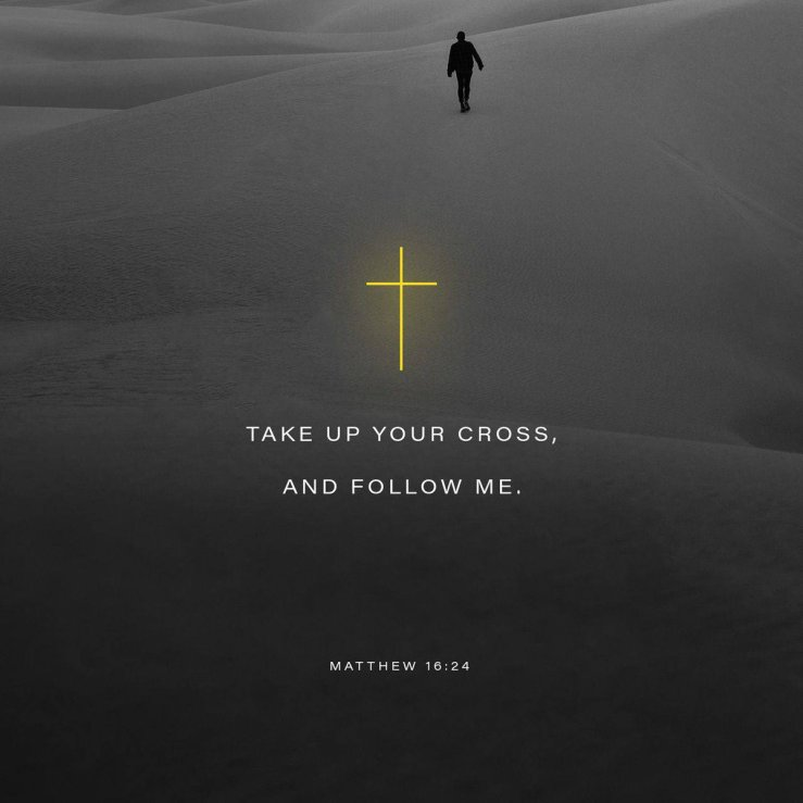 Image result for free photo of Mark 8:34-9:1
