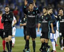 Video: Leganes vs Real Madrid