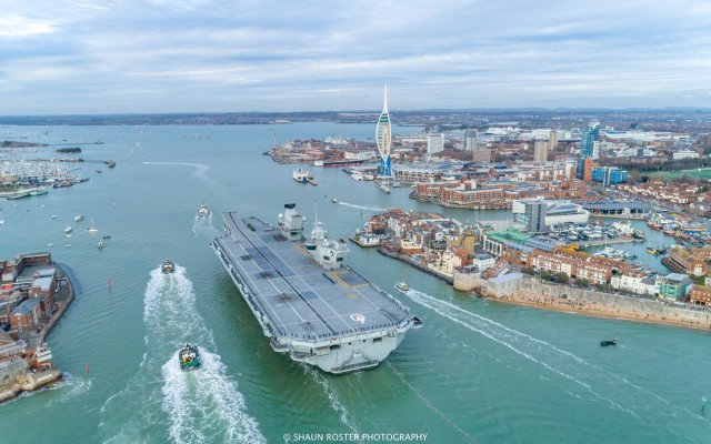Our Shared History And Reflect On The Inseparable Partnership Which Royalnavy And The City Of Portsmouth Enjoy Today Pic Twitter Com Ayatpmt3sh