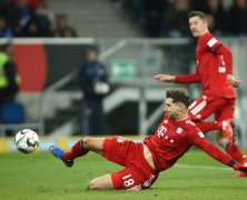 Video: Hoffenheim vs Bayern Munich