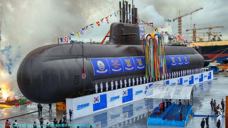 test ツイッターメディア - . 2018年9月14日🐢ツバサ  韓国建造3000トン級次期潜水艦「島山安昌浩(トサン・アン・チャンホ) 島山安昌浩は弾道ミサイルや巡航ミサイルを撃つ垂直発射管6本を搭載し射程距離500キロ以上の弾道ミサイルの搭載を検討 🐢日本より先に垂直発射式潜水艦を造られてしまった。 https://t.co/FgIrfoNrYV https://t.co/zCh4AttarQ