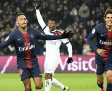 Video: PSG vs Guingamp