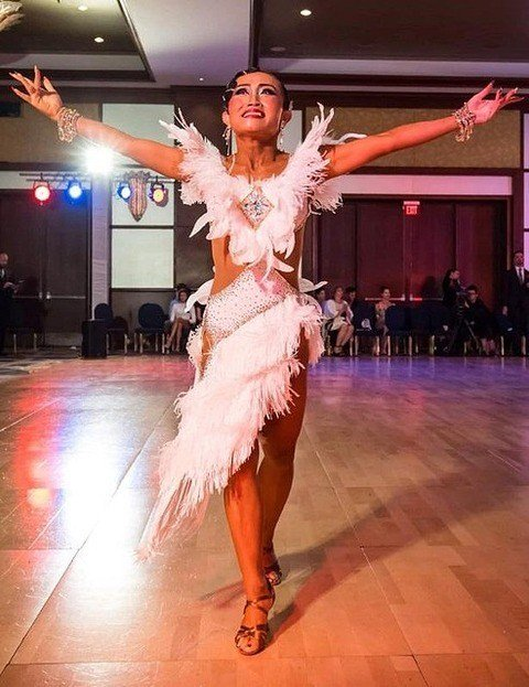 test ツイッターメディア - キンタロー。ロペスとの最後の社交ダンス結果を報告「号泣した」「美しすぎる」と称賛の声 https://t.co/bcYDqnumLn https://t.co/MzwagbWoYp