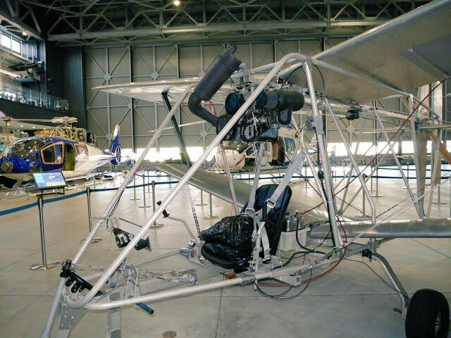 test ツイッターメディア - 愛知県の名古屋空港に隣接する、あいち航空ミュージアムに行って来ました。館内には、いろんなクラシカルな飛行機などが展示されていて、中でも、骨格が剥き出しの飛行機もあり、まるで鳥人間コンテストを連想してしまいました。 https://t.co/MQpAI5FIwZ