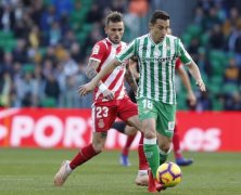 Video: Real Betis vs Girona