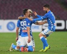Video: Napoli vs Lazio