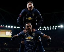 Video: Arsenal vs Manchester United