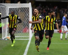Video: Watford vs Everton