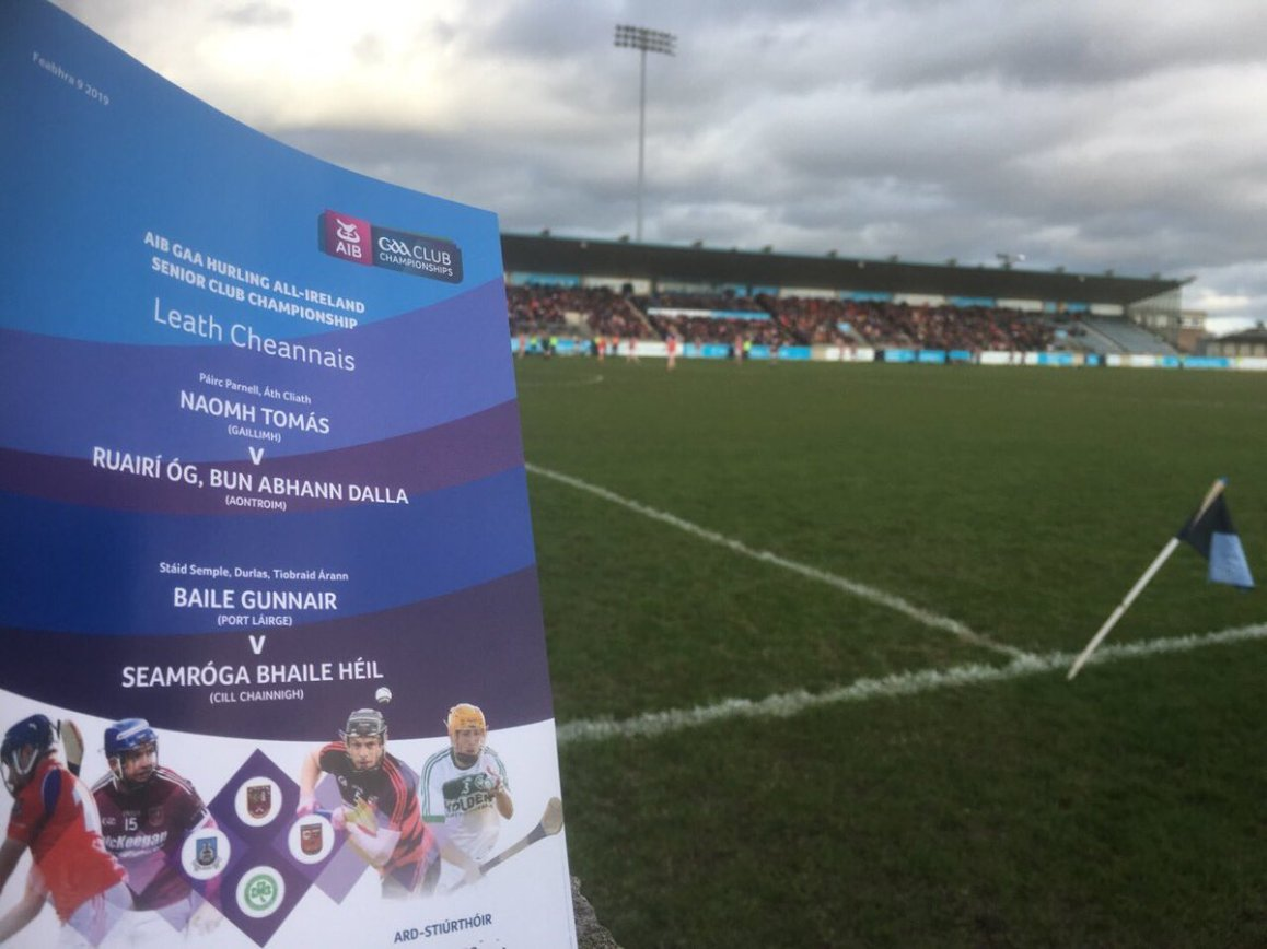 test Twitter Media - Its @SportTG4 AIB Club Championship on @GAA_BEO https://t.co/yhrkkIMFJn