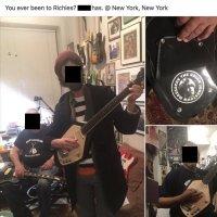 Brian Jonestown Massacre Guitar Stolen In 2005 Located Through Facebook Post