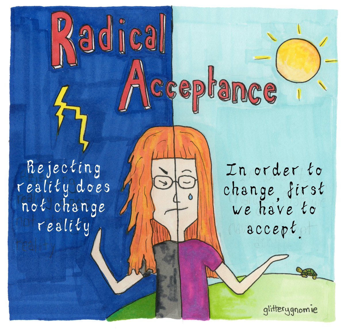 Naomi Moorhouse On Twitter Radical Acceptance Sometimes