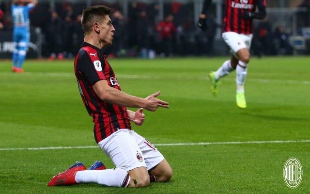 غلام وأوناس خارج كأس إيطاليا بالخسارة امام ميلان 27