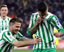 Video: Real Betis vs Espanyol