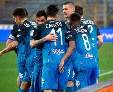 Video: Napoli vs Sampdoria