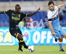 Video: Frosinone vs Lazio