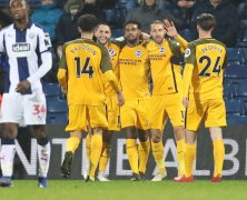 Video: West Bromwich Albion vs Brighton & Hove Albion