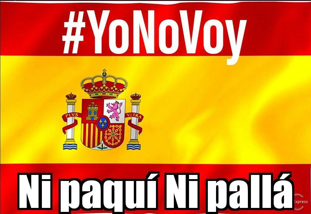EQUO secunda la campaña #YoNoVoy y propone #YoMeQuedoEnCasa este domingo