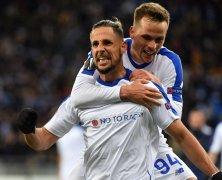 Video: Dynamo Kyiv vs Olympiakos Piraeus