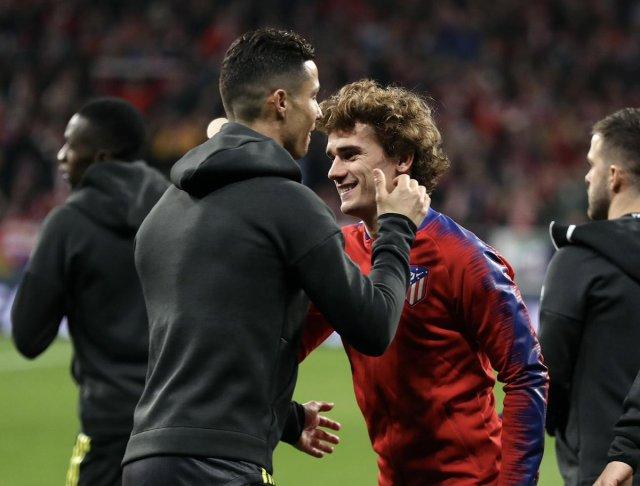 أتلتيكو مدريد يتغلب على ضيفه يوفنتوس 25