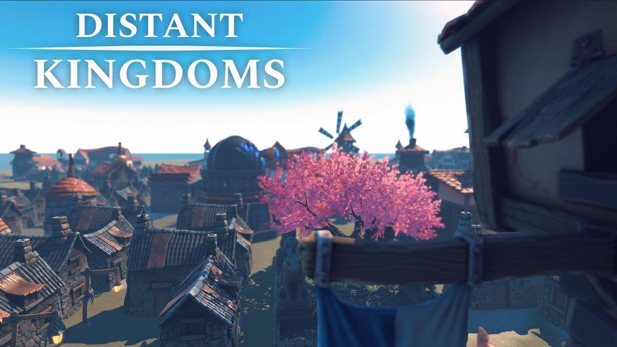 Image result for distant kingdoms logo
